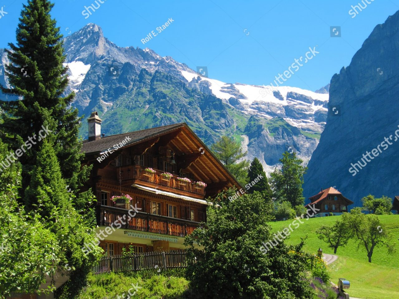 stock-photo-house-in-the-swiss-alps-167358503